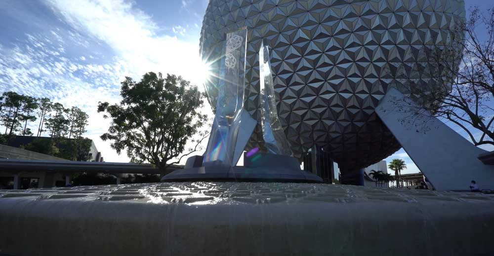 first-look-at-points-of-light-installation-on-spaceship-earth-at-epcot