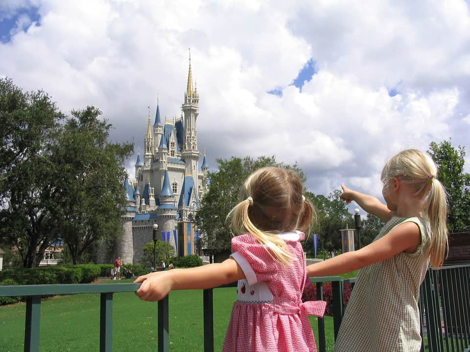 what disney world parks have the most rides