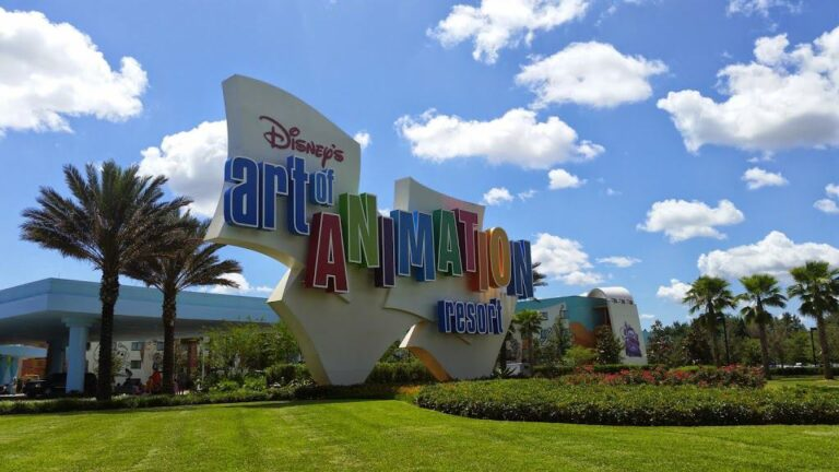 Best Disney World Resorts For Kids