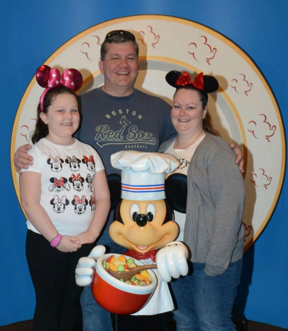 Chef Mickey's Review : Best Disney World Character Meal