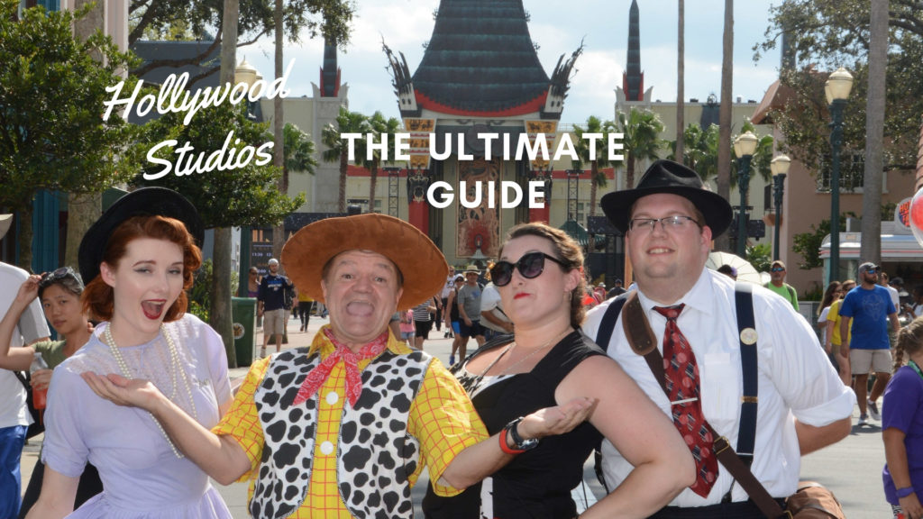 hollywood studios guide
