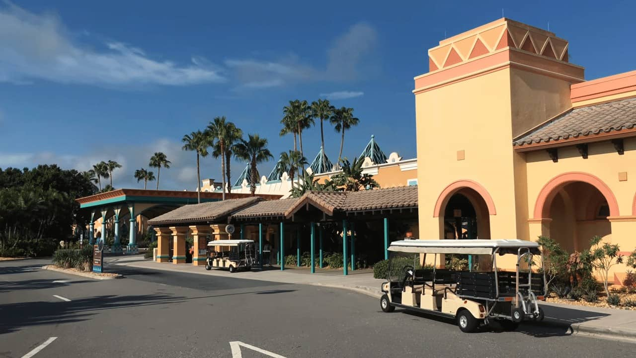 Disney's Coronado Springs moderate resort