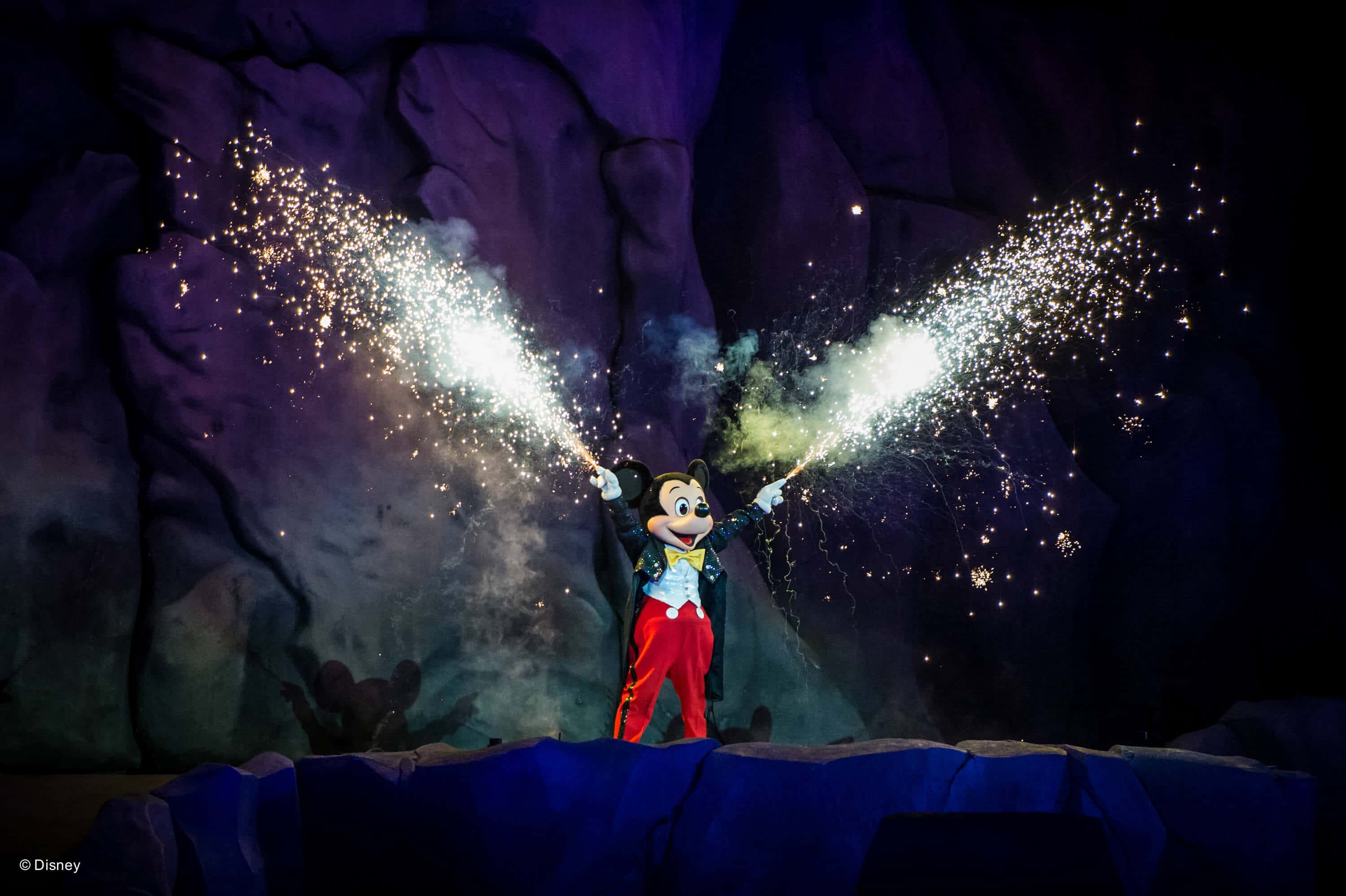 fantasmic hollywood studios tips