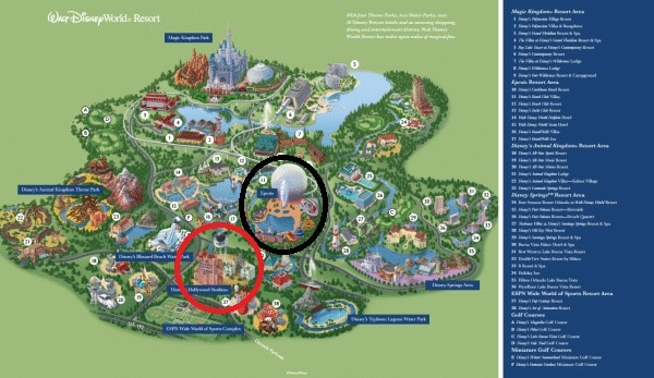 epcot-hollywood-studios-map