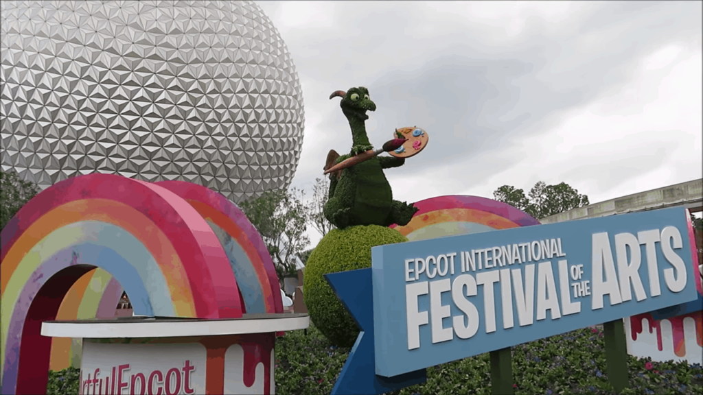 Complete Guide : Epcot Festival Of The Arts 40
