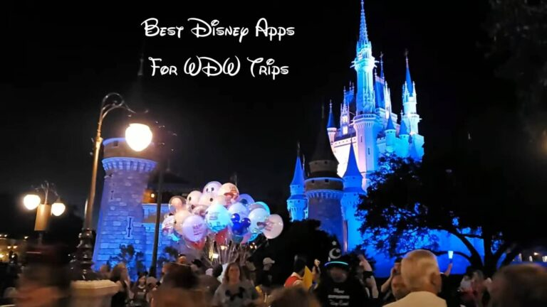 Best Disney Apps For WDW Trips