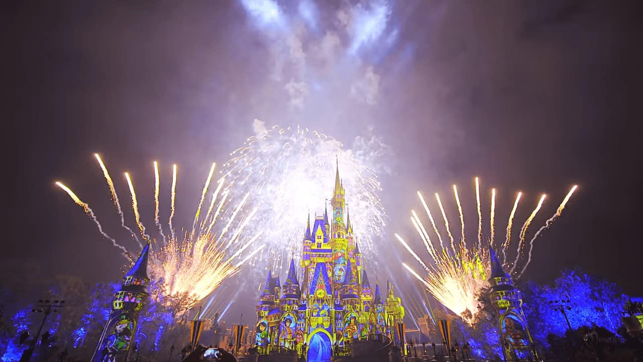 Does Magic Kingdom Have Fireworks Every Night