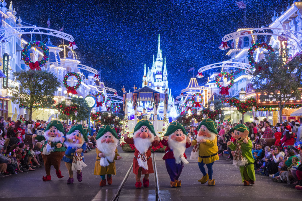 mickey's merry very christmas party