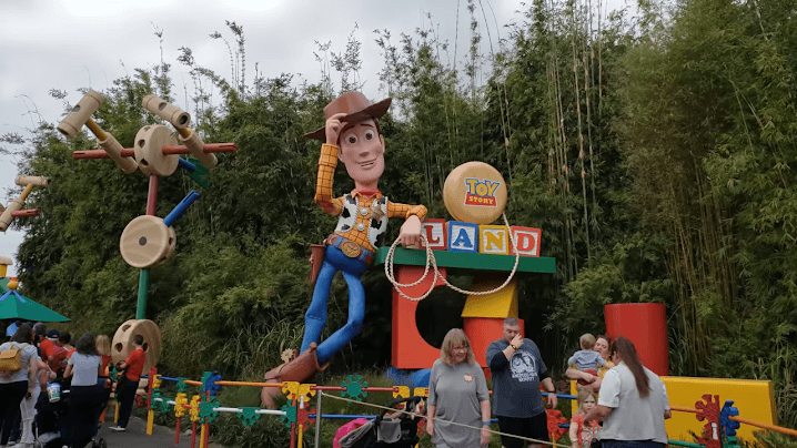 Toy Story Land Guide, Tips and Touring