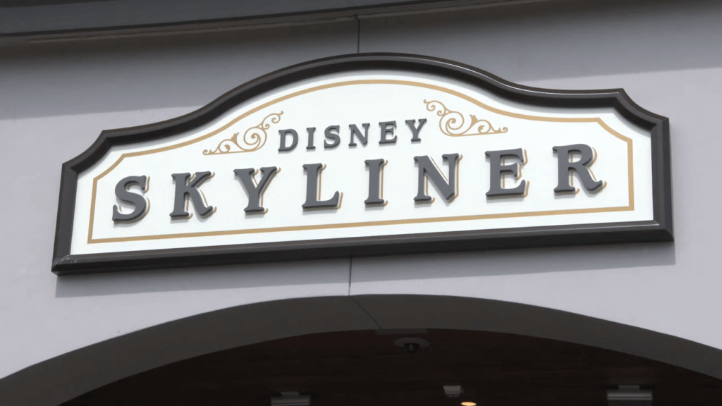 Disney Skyliner Gondola System : Map, Capacity and More 1