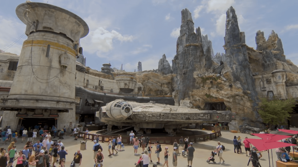 Review: Star Wars: Galaxy's Edge at Disney World 5