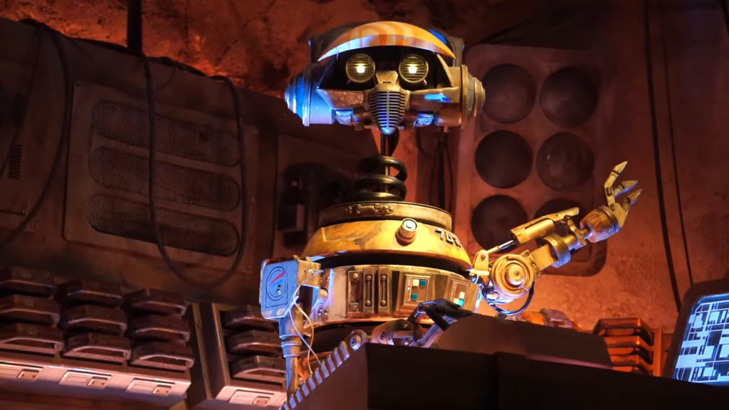 Review: Star Wars: Galaxy's Edge at Disney World 1