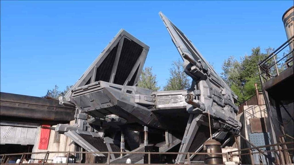 Review: Star Wars: Galaxy's Edge at Disney World 7