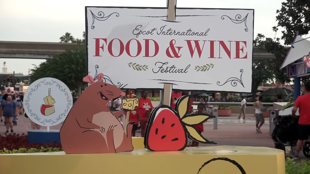 Epcot Food and Wine Festival Guide (Dates, Value & Updates) 5
