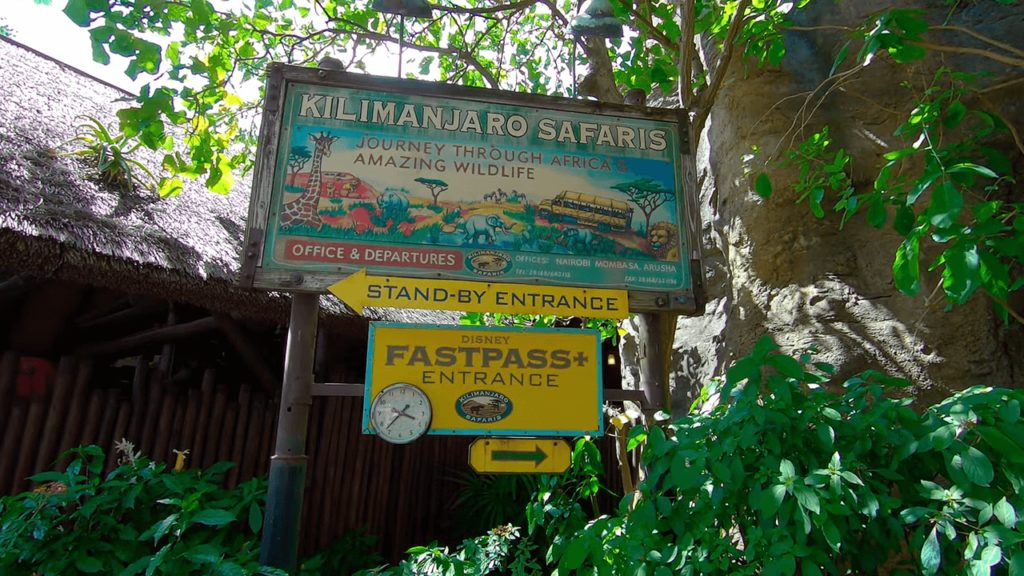 Animal Kingdom FastPass+ Strategies and Tips 2