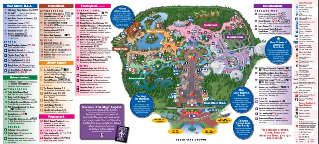 Magic Kingdom : The Ultimate Guide 3