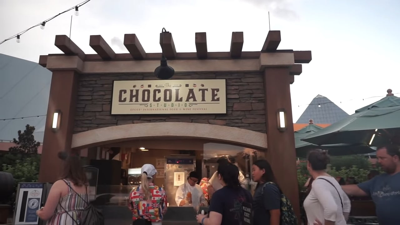 wine and food epcot
