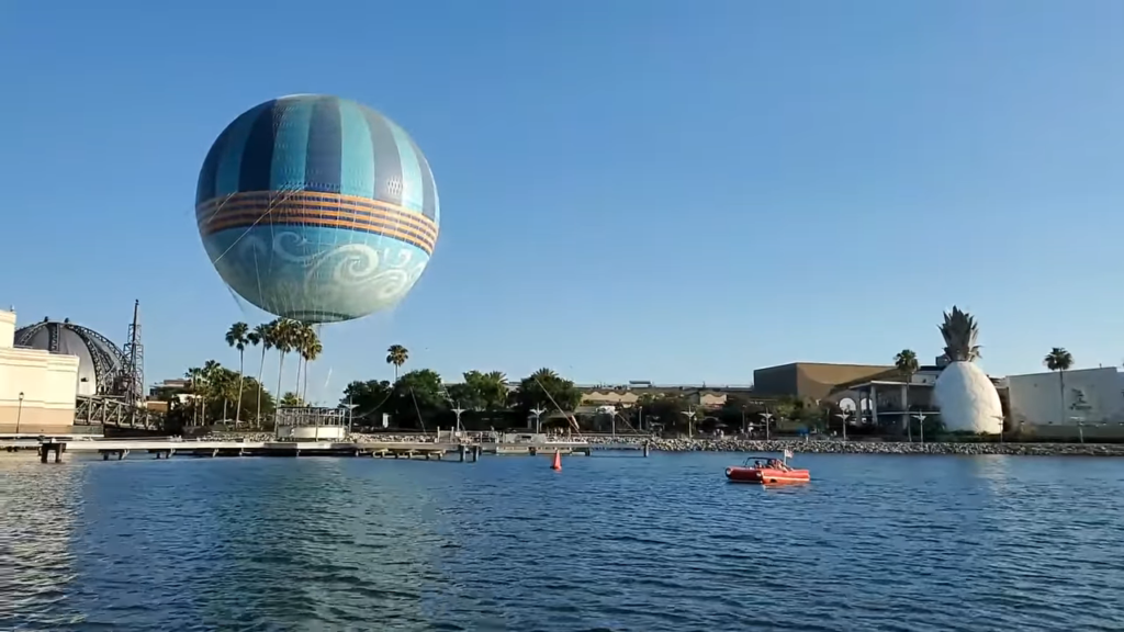 Disney Springs is Downtown Disney