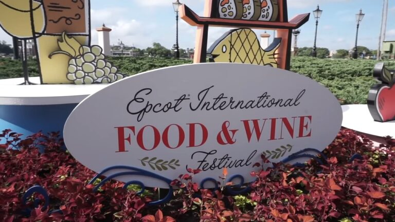 Taste of EPCOT Foodie Guide