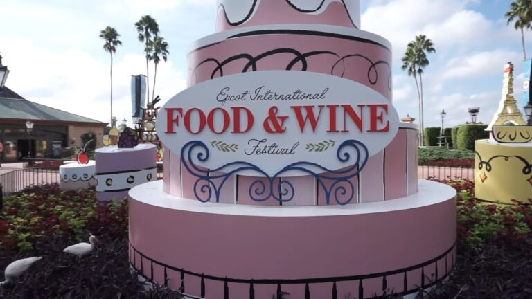 Epcot Food and Wine Festival Guide (Dates, Value & Updates)