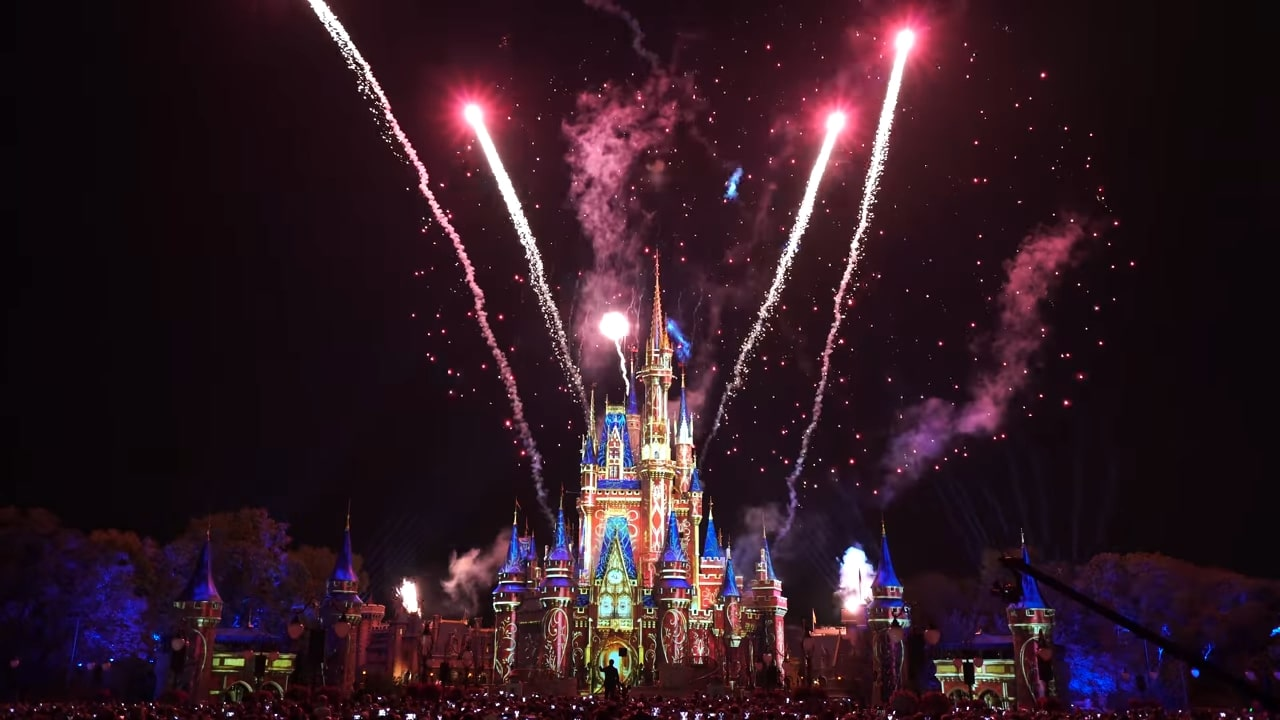 Does Magic Kingdom Have Fireworks Every Night?