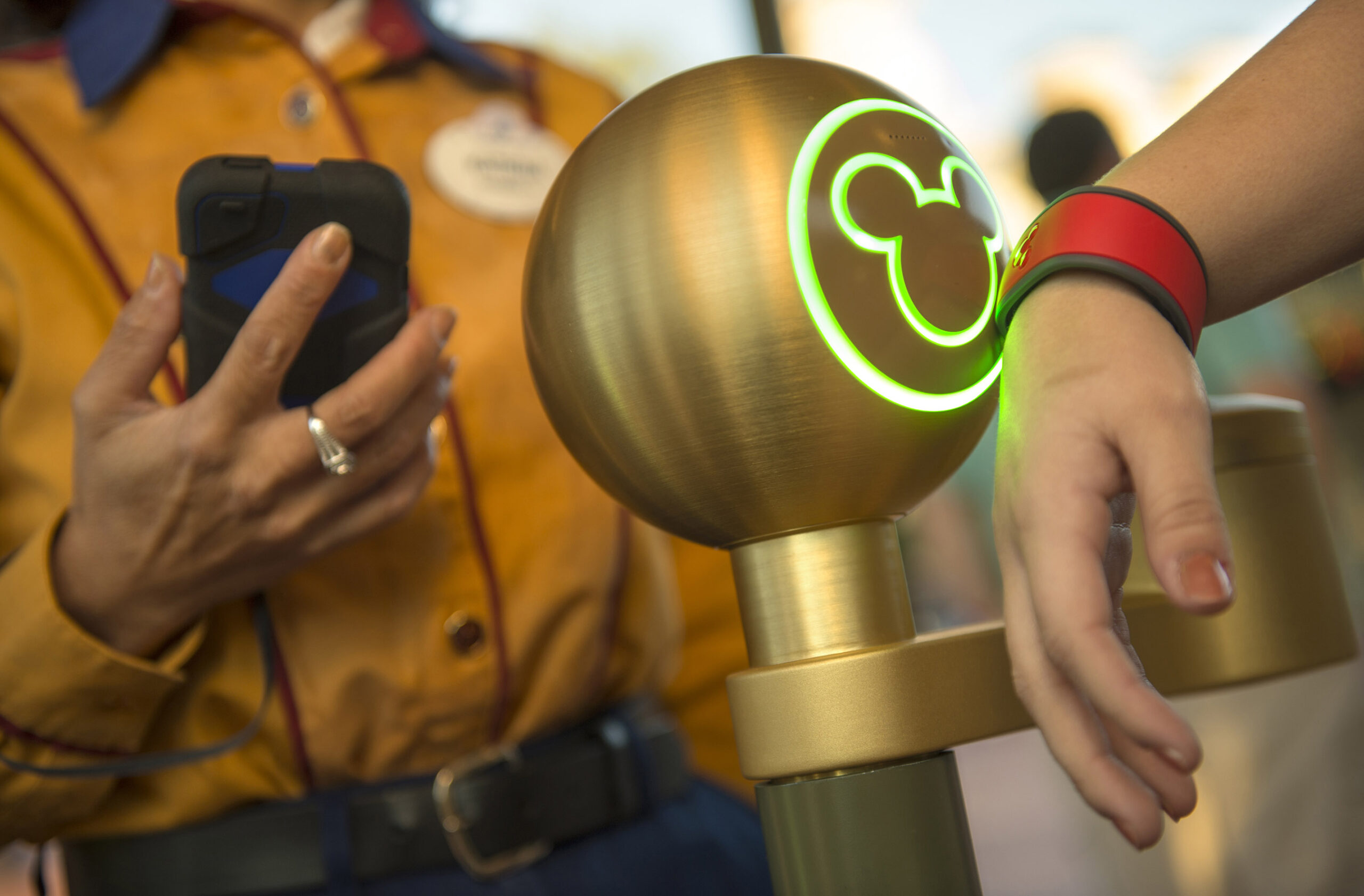 Where To Buy MagicBands In Disney Springs