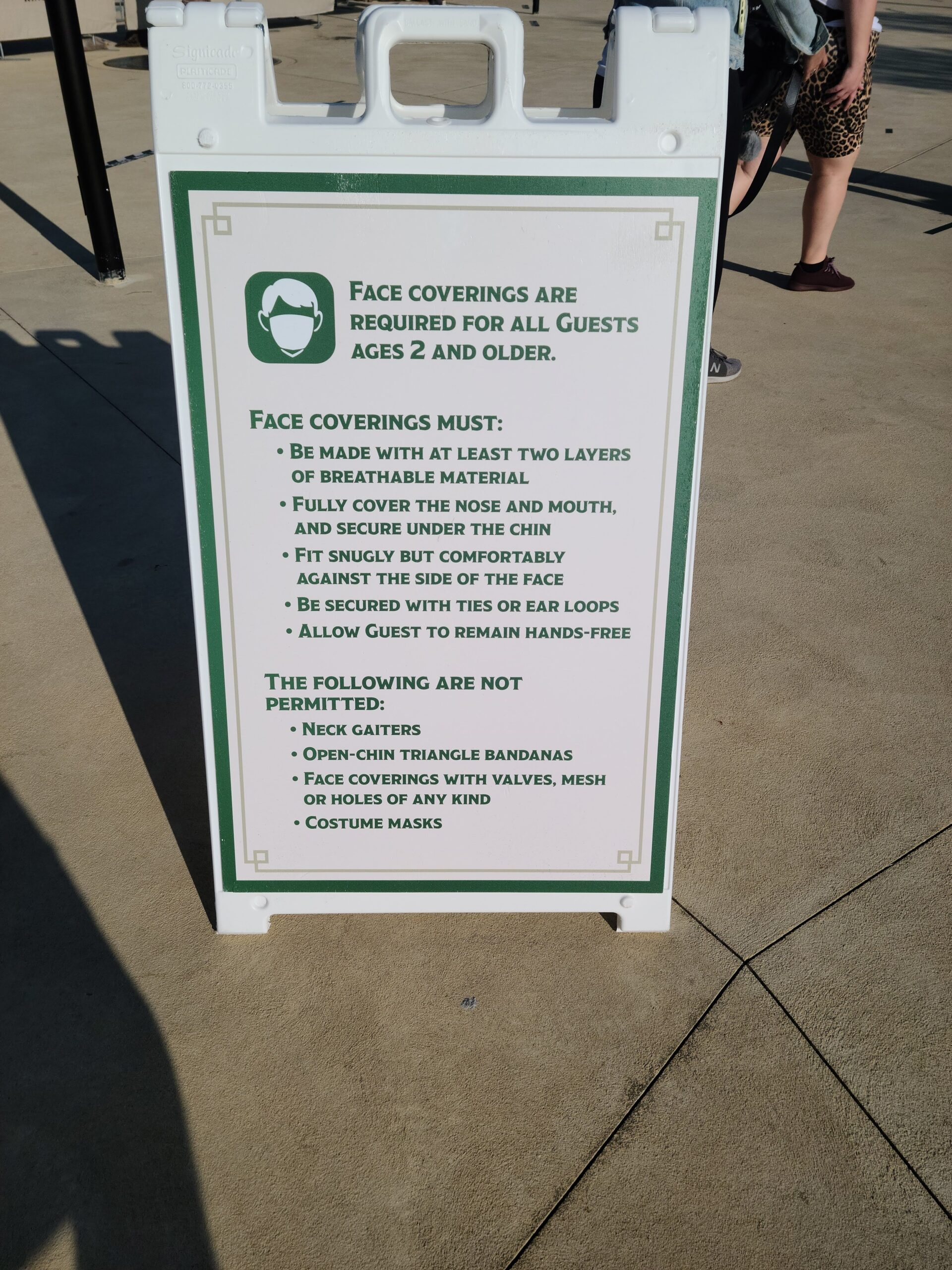 Disney World Will No Longer Require Face Masks Outdoors as of May 15th! News 1