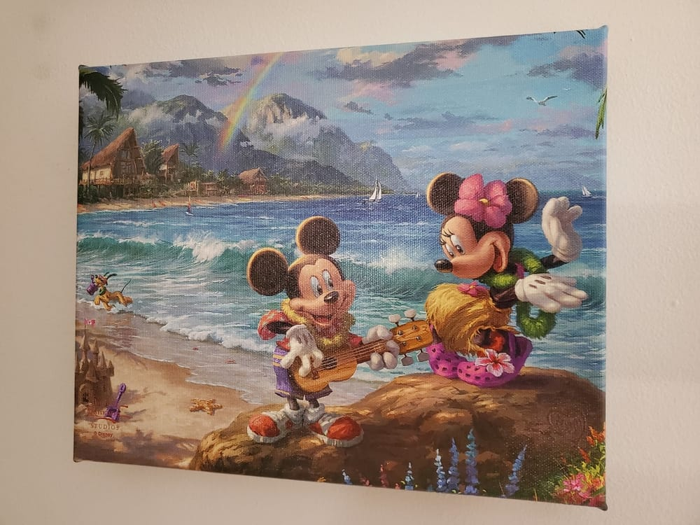 Buying Art at Disney World: Everything You Need to Know Tips 5