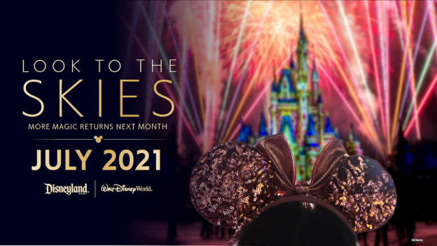 Fireworks Spectaculars Will Return to Disney Parks This Summer News 1