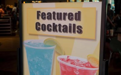 Can You Walk Around With Alcohol at Disney World?