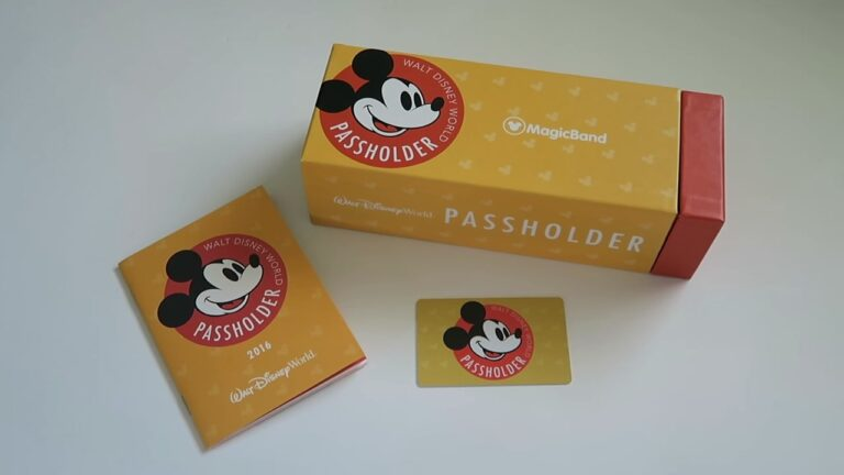 Disney World Annual Pass : Complete Guide and Tips