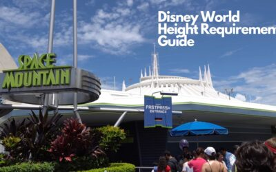 Disney World Height Requirements For Rides & Attractions