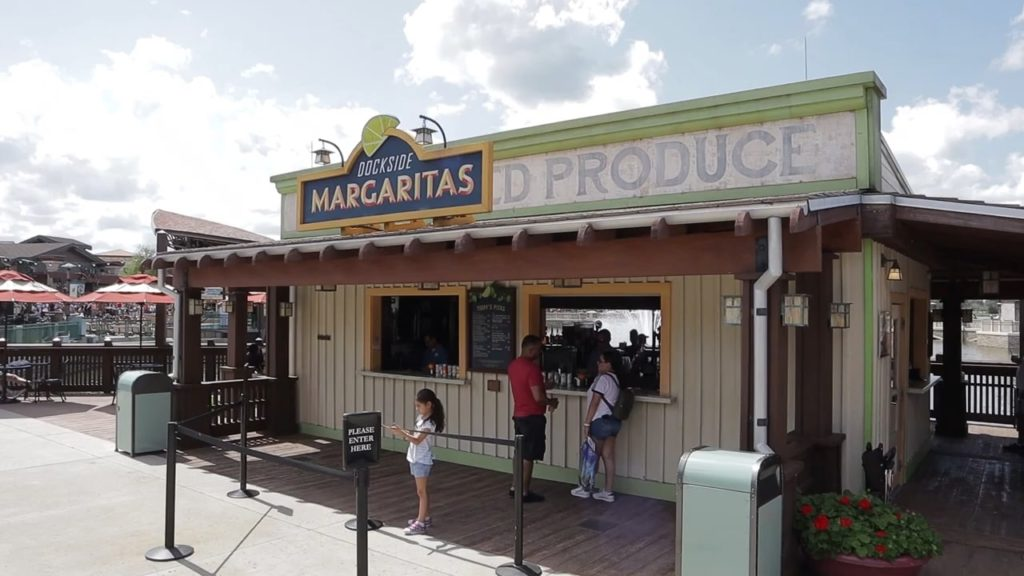 Dockside Margaritas Bar Disney Springs