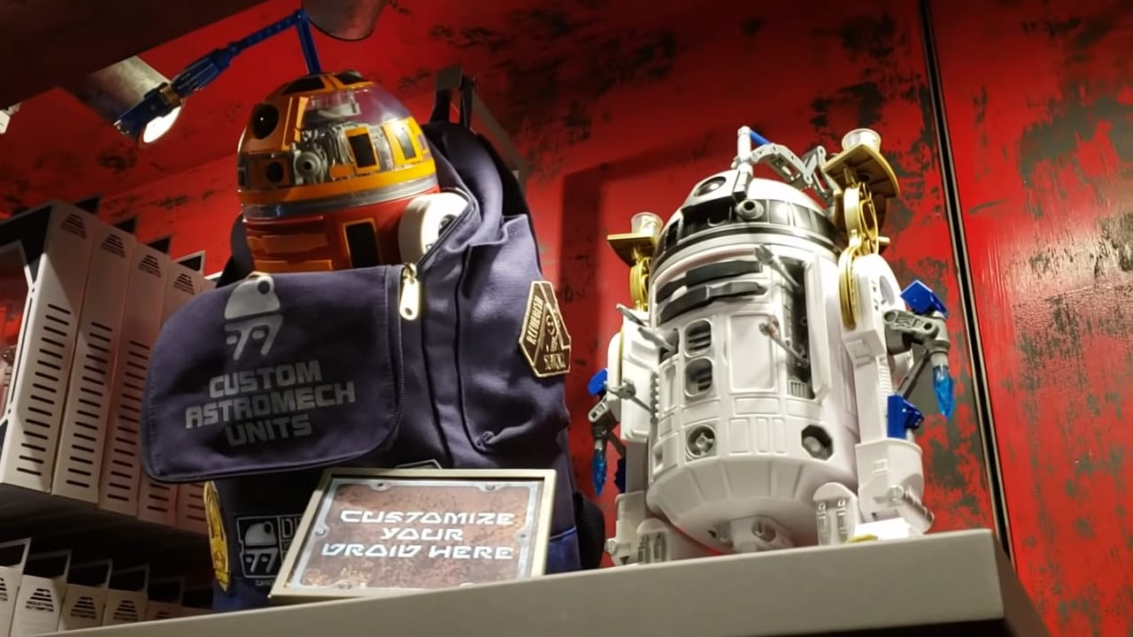Droid Depot: Everything You Need To Know Hollywood Studios 1
