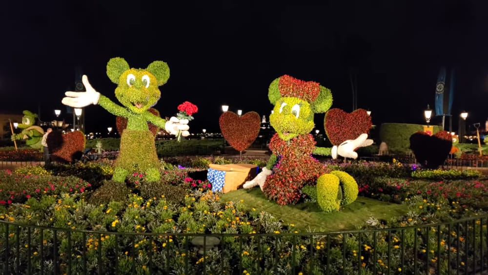 Which Epcot Festival Is Best? Epcot 3