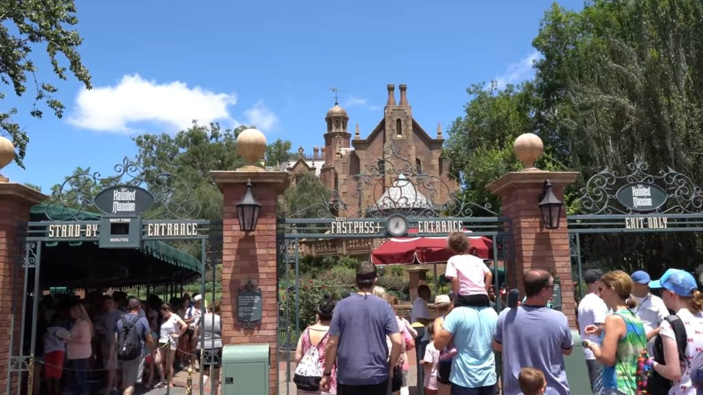 Magic Kingdom FastPass+ Strategies and Tips Magic Kingdom 17