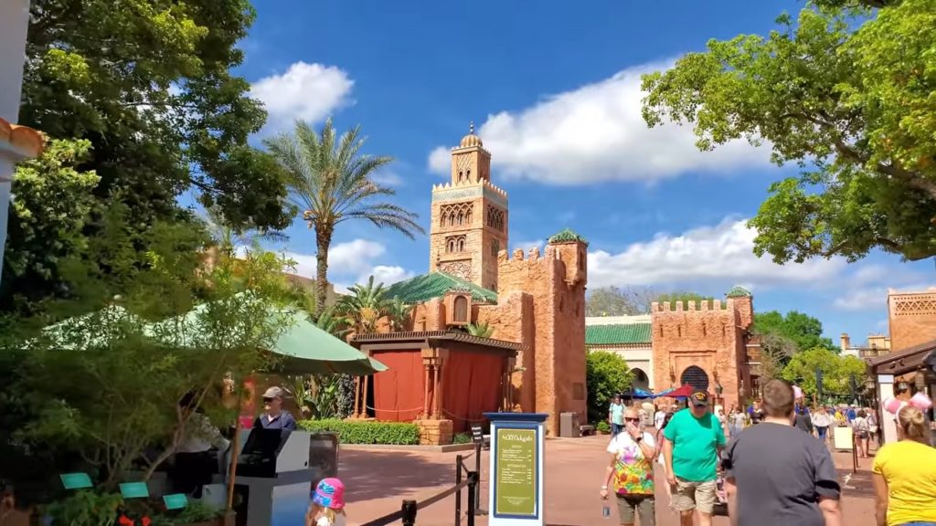 Epcot FastPass+ Strategies and Tips 9