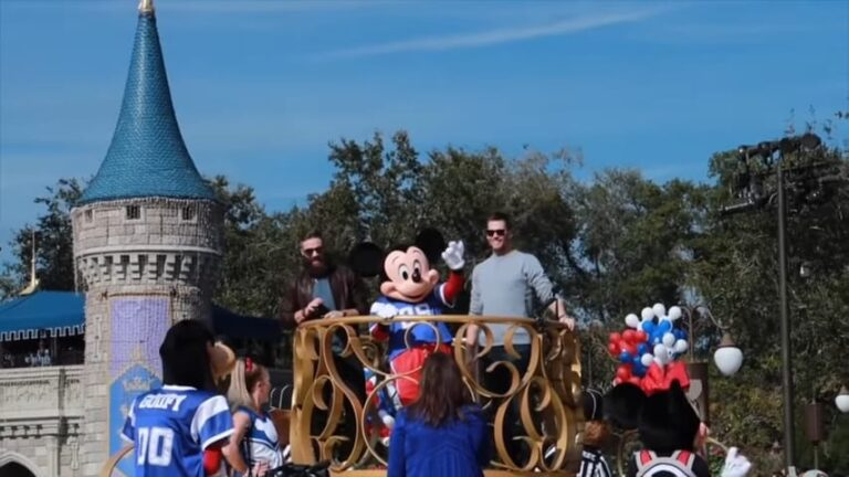Disney Gears Up For Superbowl, Without MVP Parade