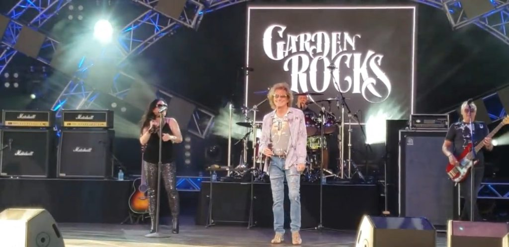 Starship-Epcot Food and Wine Festival - Garden Rocks Dining