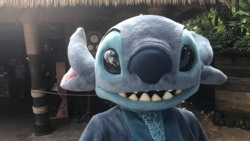Stitch Typhoon Lagoon