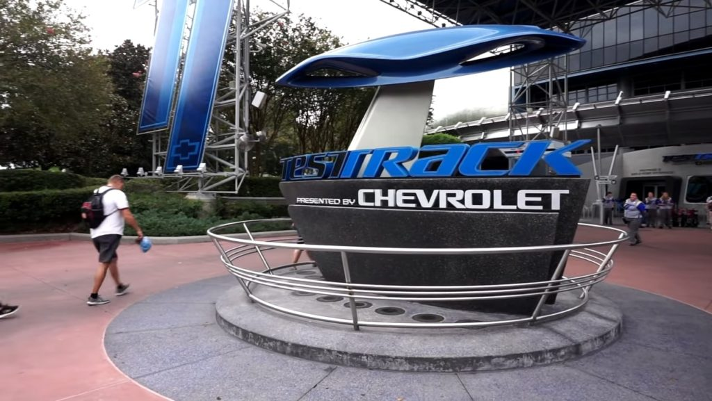 disney world height requirement test track
