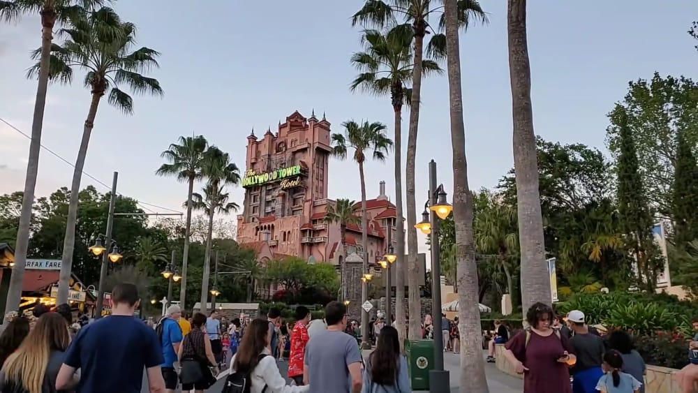 WDW Average Daily Attendance Report 2021 Tips 2