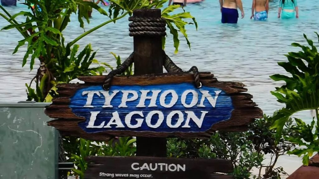 Guide To Disney's Typhoon Lagoon Water Park 2