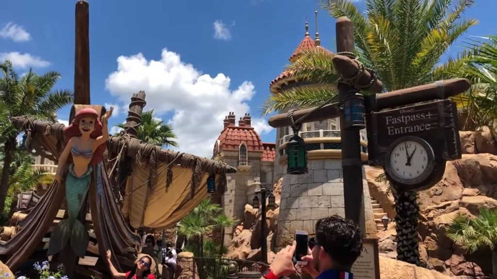 Magic Kingdom FastPass+ Strategies and Tips Magic Kingdom 6