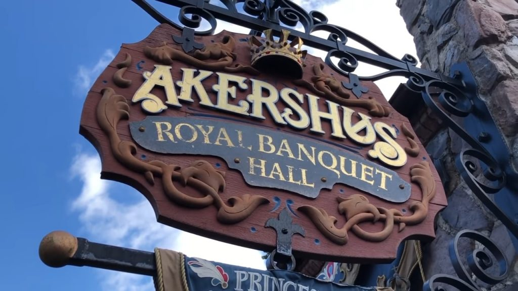 akershus royal banquet hall lunch