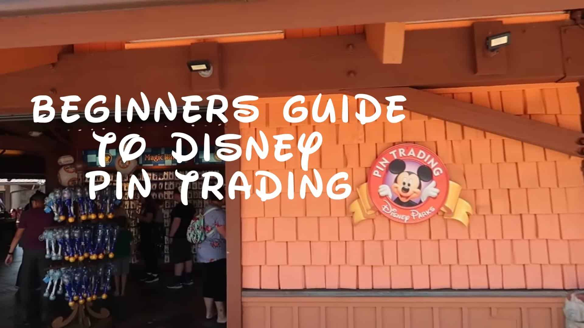 Beginners Guide To Disney Pin Trading Tips 1