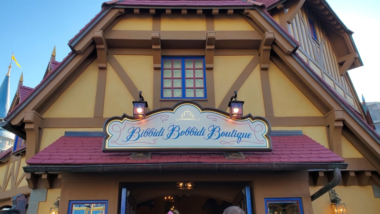 Bibbidi Bobbidi Boutique (Cost, Hairstyles & More) 1