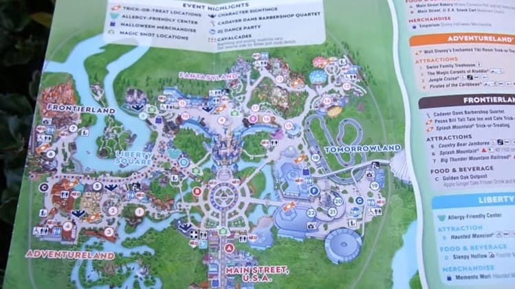 Ultimate Disney After Hours Boo Bash Event Guide Magic Kingdom 4