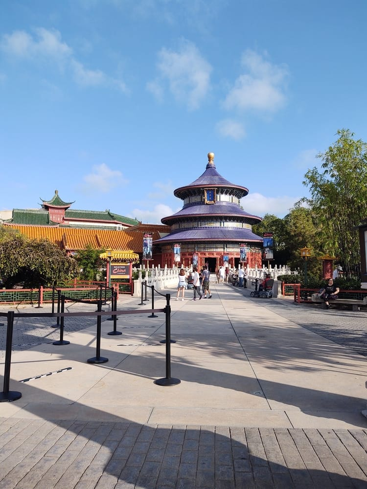 Complete Guide To Epcot Rides & Attractions 7