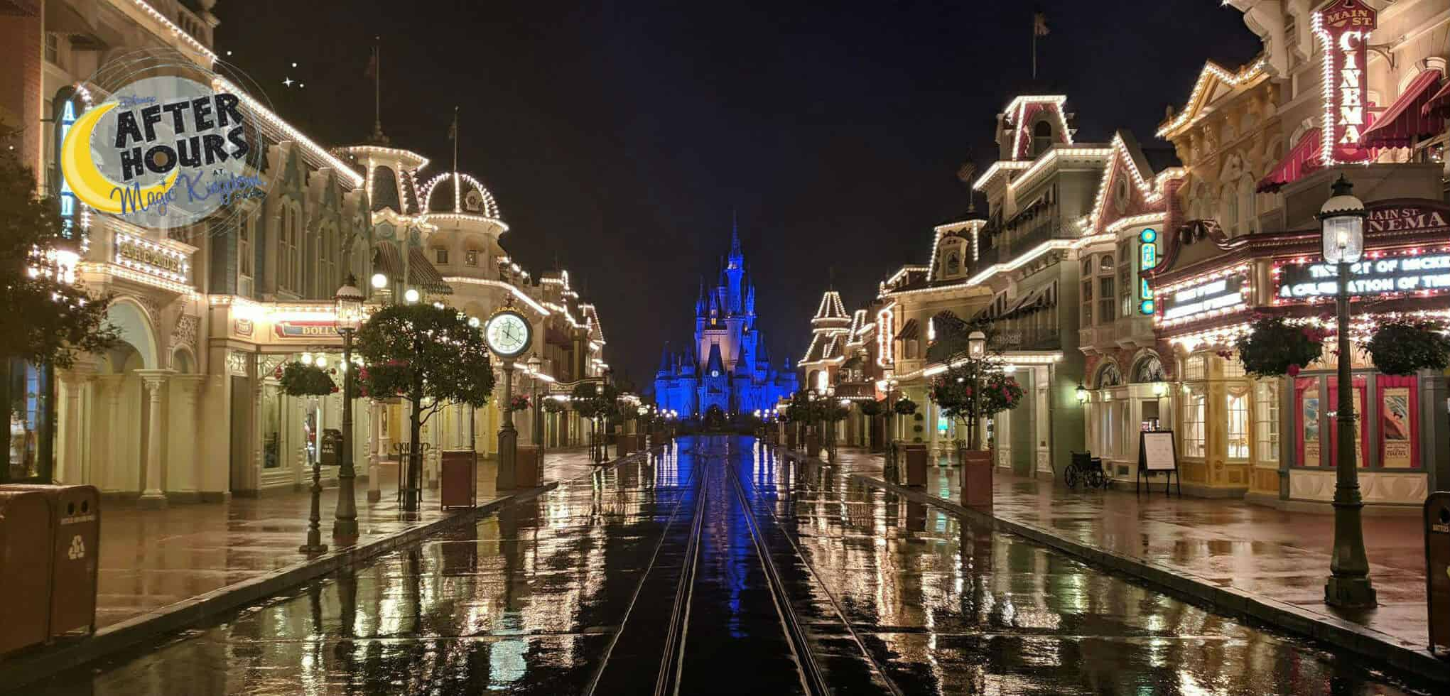 Disney After Hours at Magic Kingdom : A Simple Guide Magic Kingdom 1